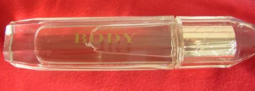 Burberry Body, mon nouveau parfum