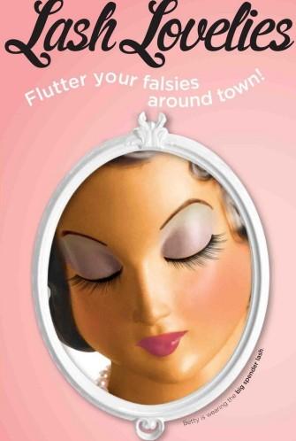 Les faux-cils by Benefit (et on ne parle pas de mascara!)