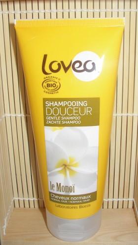 Un shampooing doux-doux pour mes cheveux