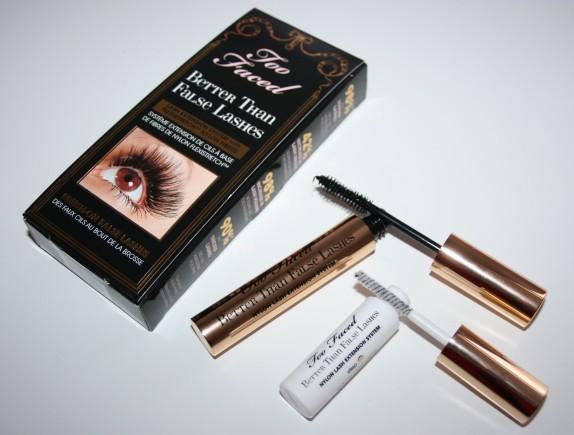 Better than false lashes Too Faced : vraiment «better»?