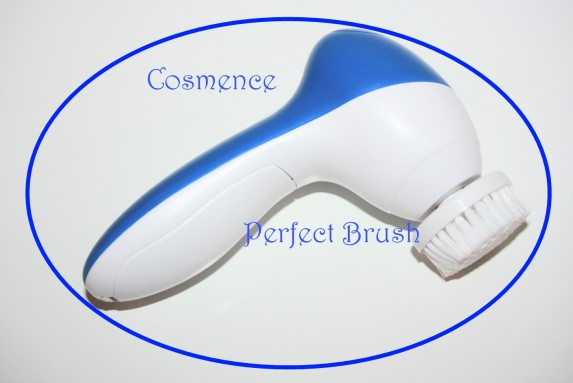 J'ai testé la brosse «Clarisonic-like» de Cosmence + mon avis sur ces brosses «miracles»