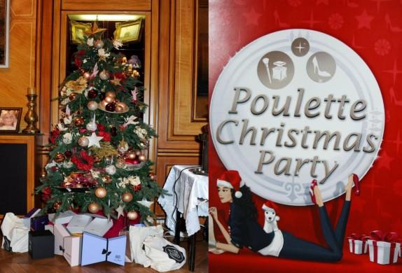 C'était Noël avant l'heure à la Poulette Party