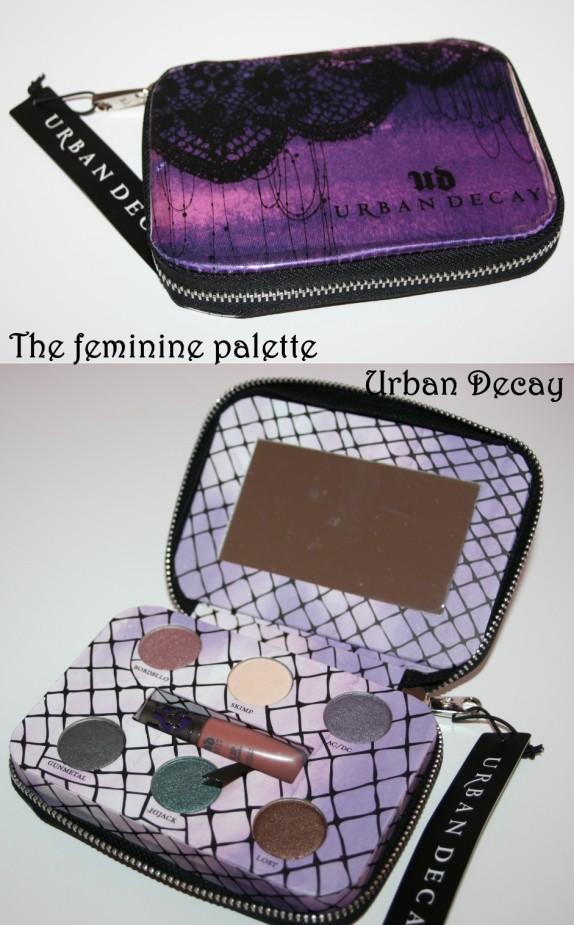 Feminine Palette d'Urban Decay