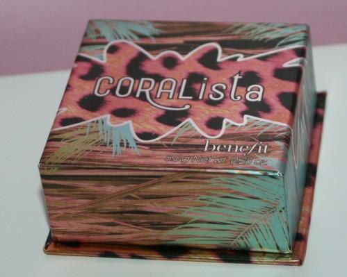 Le blush Coralista de Benefit : culte?