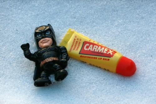 Le super héros de mes lèvres !