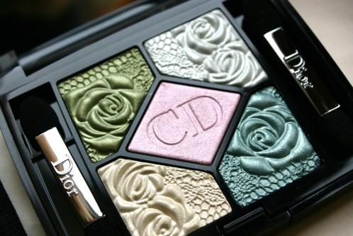 Une palette a fait le printemps… avec Dior Garden Pastels