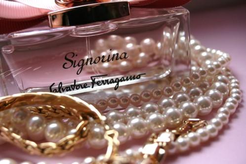 Signorina de Salvatore Ferragamo : invitation à la découverte (+concours)