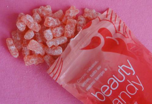 Des bonbons pour magnifier la beauté?