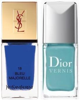 It-vernis (YSL et Dior inside) : un jeu de dupes (Kiko) !