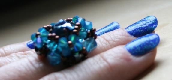 Splash sur mes ongles : manucure-pédicure spécial piscine :-)