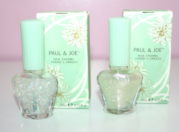Des vernis sortis d'un conte de féé : Paul & Joe « A Mid Summer nights »