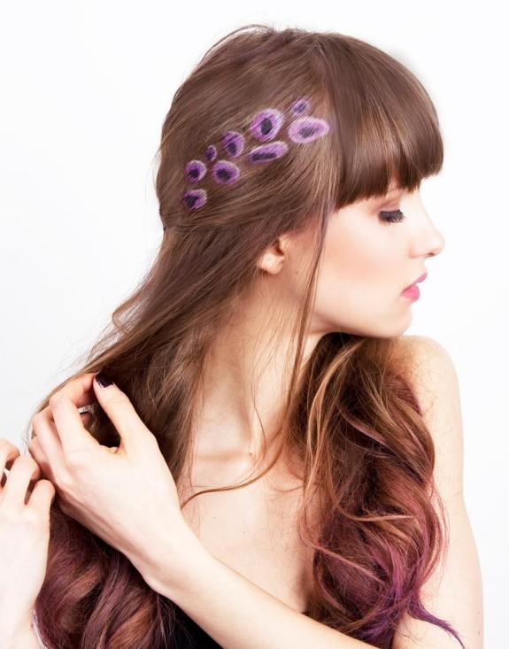 Le hair-art… customise tes cheveux…