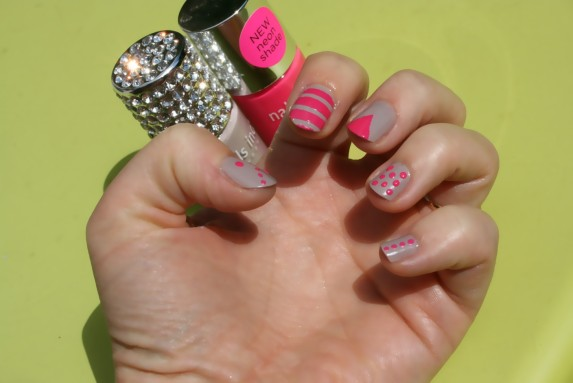 Mon premier nail-art & mon avis sur la question…