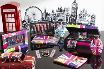 JO+Londres = Nocibé et sa gamme London Collection (Concours)