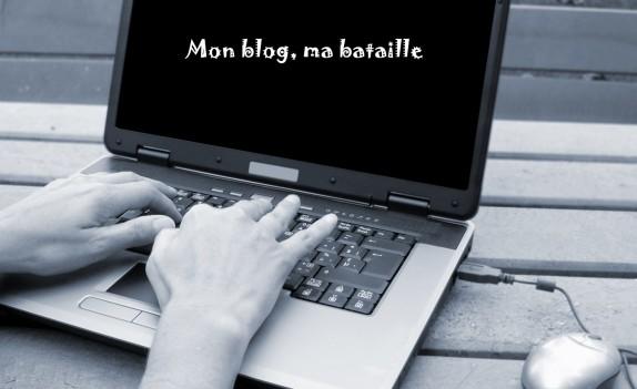 C'est mon blog, ma bataille… [tribute to… ?]