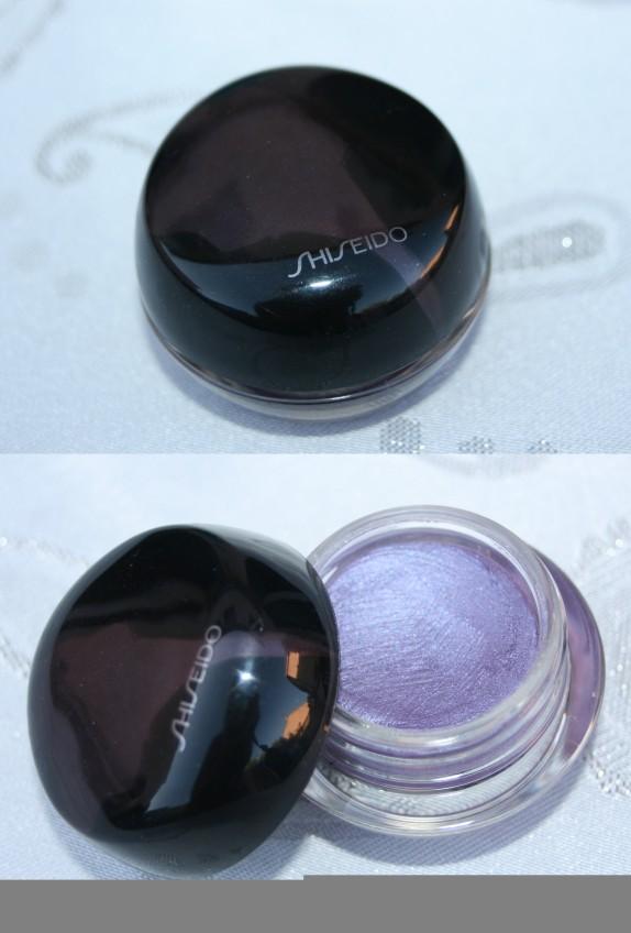 Dans la salle de bain de Karine : l'ombre-crème Shiseido