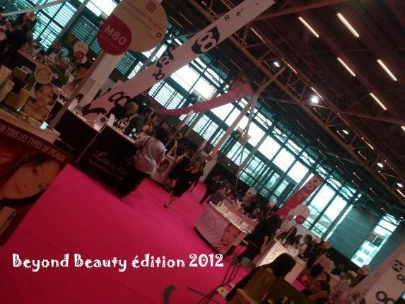 Retour sur Beyond Beauty édition 2012