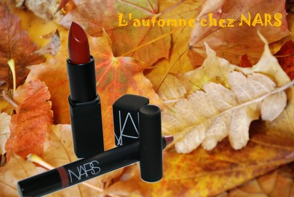 On fête l'automne avec NARS [concours] !