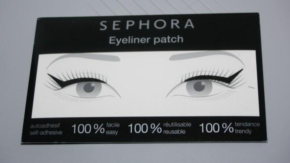 La FBI* de l'année : l'eyeliner patch de Sephora