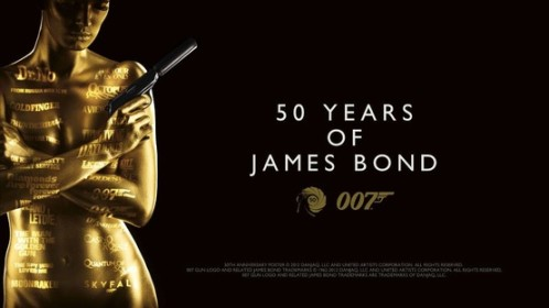 Une eau de toilette James Bond – Jamesbonderies #tome1