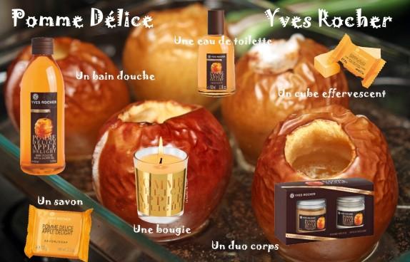 Yves Rocher me ramène en enfance avec sa «Pomme Délice»