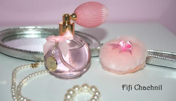 Tout l'esprit boudoir de Fifi Chachnil dans un flacon