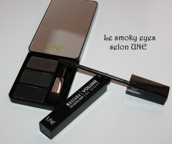 UNE by night : smoky eyes rock'n roll