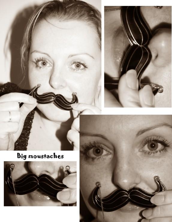 Je suis big moustaches…