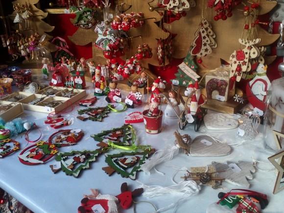 ♪ ♫ Un petit tour au marché de Noël de Lille… ♫♫♪