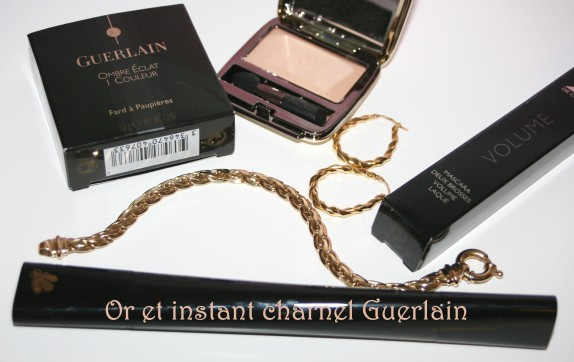 Or et instant charnel de Guerlain