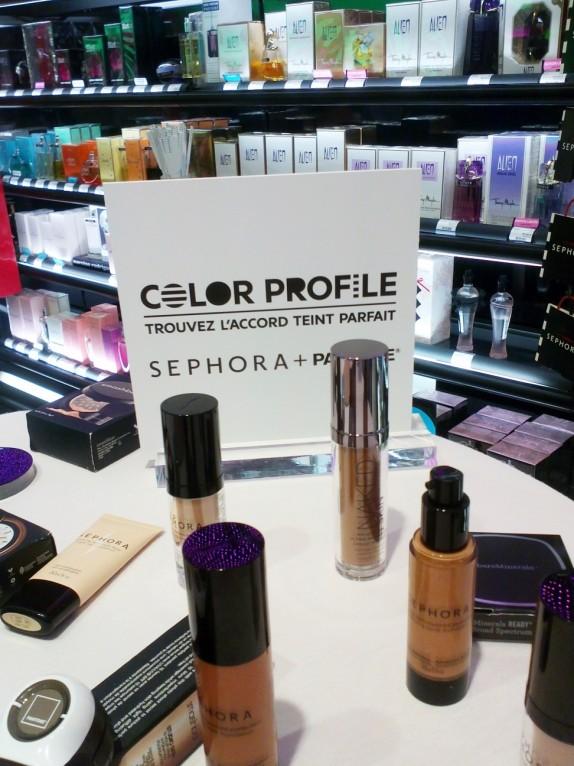 Sephora+Pantone vous aident à trouver VOTRE fond de teint idéal
