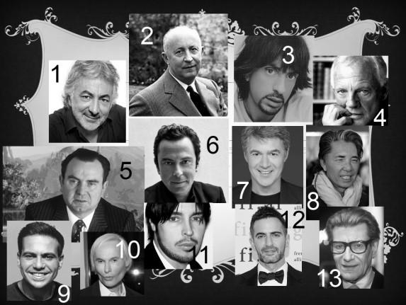 Récréation #1 : who's who de la beauté – les hommes !
