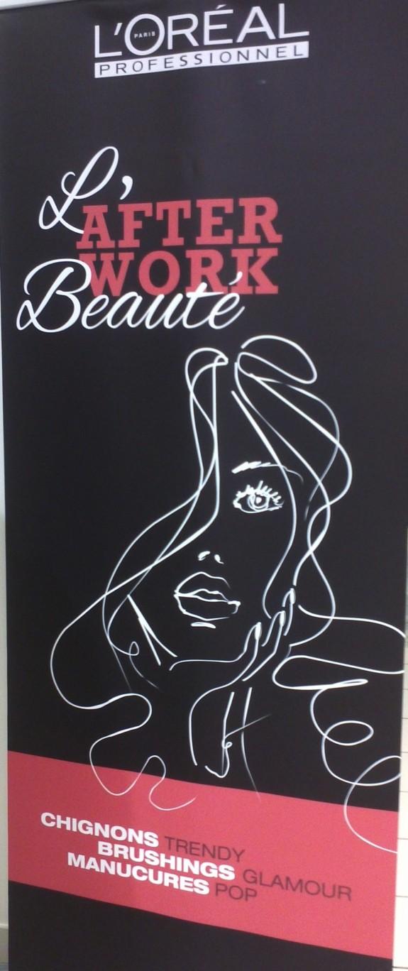 Un after-work beauté avec L'Oréal où on se la joue starlette avec les copines !