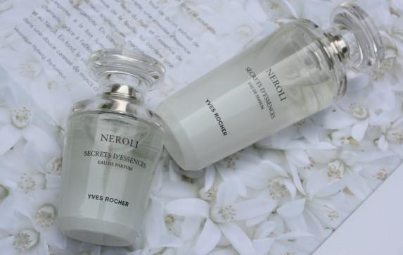 Découverte parfum : «Secrets d'essence NEROLI» d'Yves Rocher