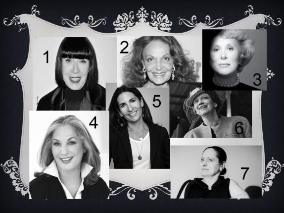 Récréation #1 : who's who de la beauté – les femmes