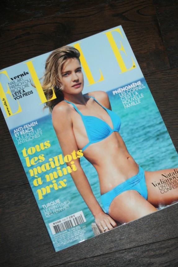 M'enfin, ce n'est qu'une «couv» de magazine !