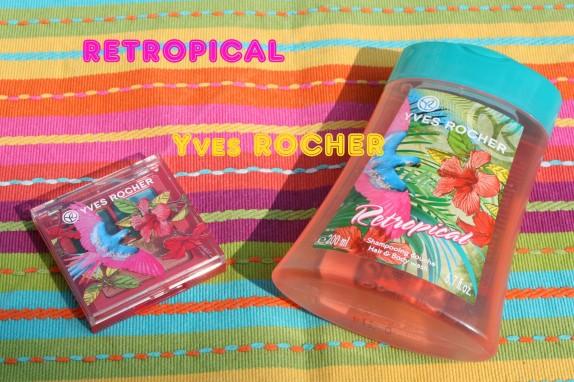 L'été «Retropical» d'Yves Rocher
