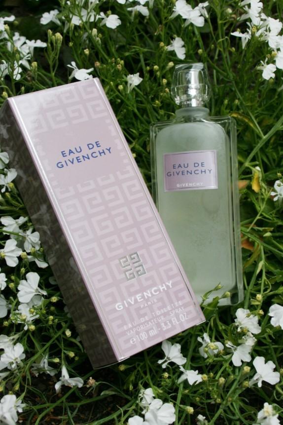 Parfum de jeunesse #1 : l'eau de Givenchy