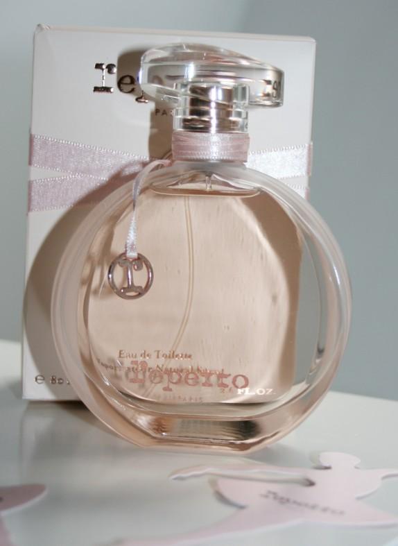 Un parfum de rentrée avec Repetto