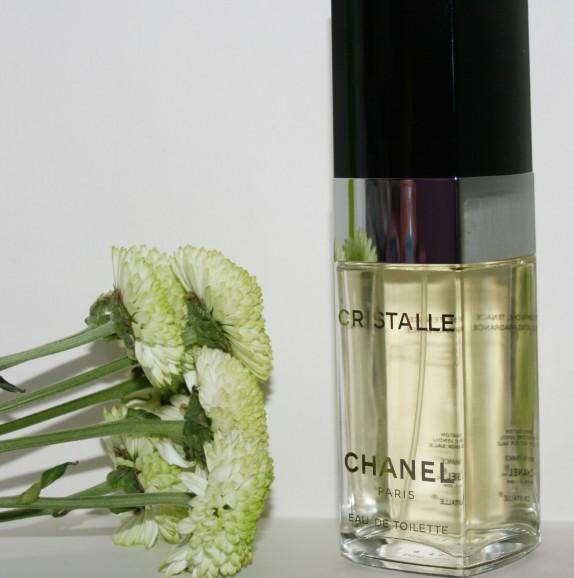 Parfum de jeunesse #2 : Cristalle de Chanel