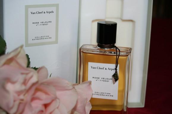Rose Velours de Van Cleef & Arpels : coup de ♥