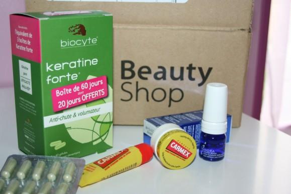 Beautyshop, la parapharmacie en ligne qui m'a séduite (et pourquoi)