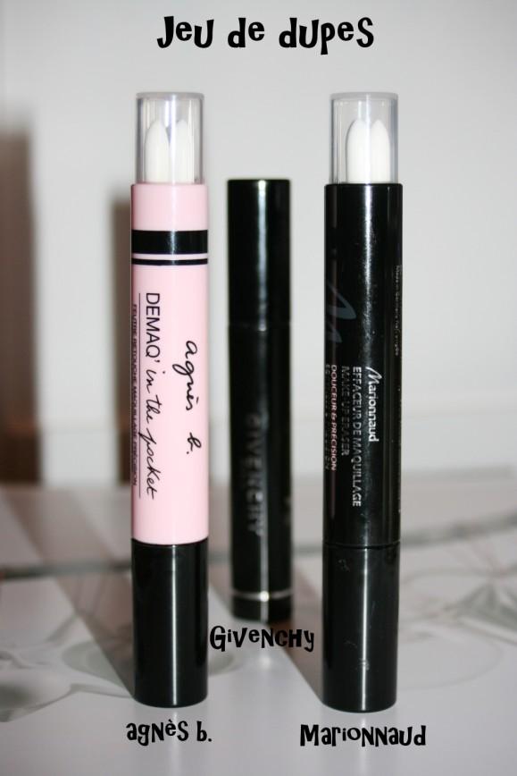 Jeu de dupes #1 : le stylo correcteur de maquillage