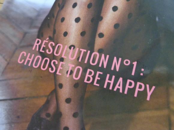 Mes 6 résolutions beauté