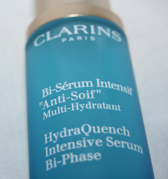 Le sérum anti-soif de Clarins