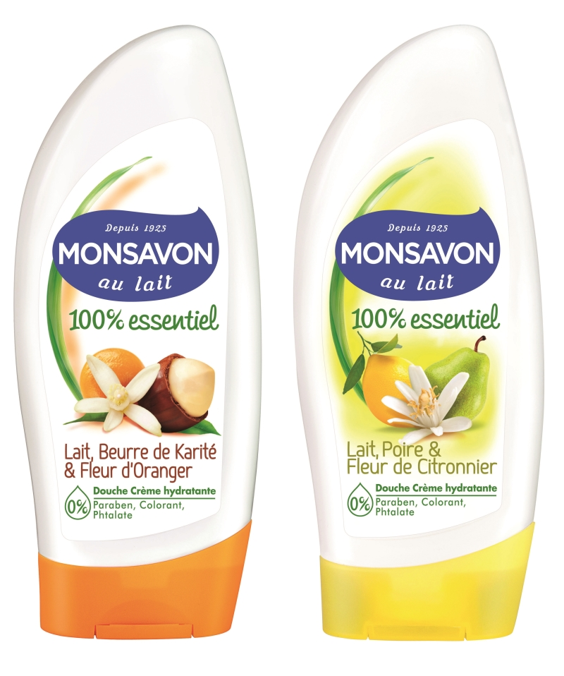 gel douche monsavon