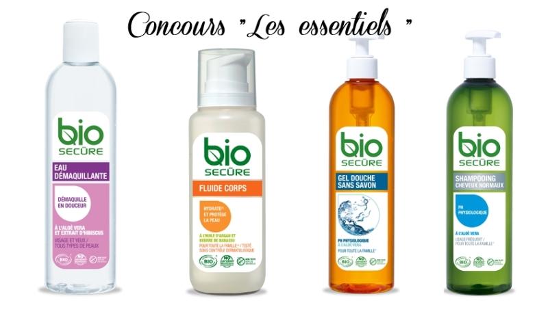 BioSecure : des soins Bio et Safe pour toute la famille [concours]