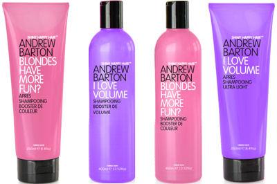 A la découverte des produits Andrew Barton