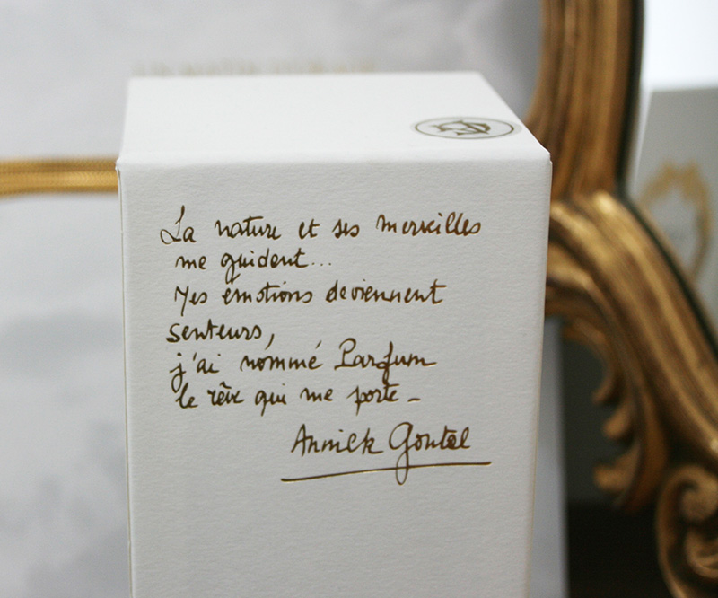 citation - annick goutal