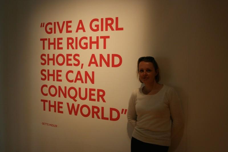 expo shoes Rotterdam le mot de la fin